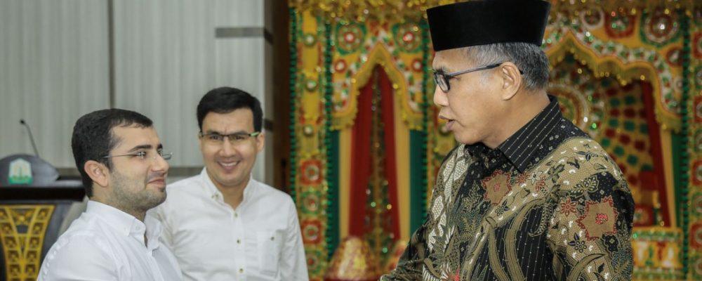Aceh Geçici Valisi: Aceh'e Yatırım Yapacak Firmalara Hertürlü Kolaylık Sağlanacak