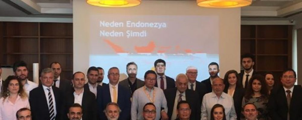 Palm Yağı Türevleri ve Karabiber İhracatını Artırma Amaçlı İş Forumu Düzenlendi