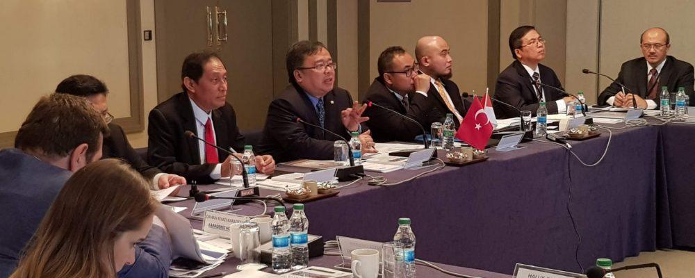 Endonezya Hükümeti Türk İşadamlarını Endonezya'ya Yatırım Yapmaya Davet Ediyor