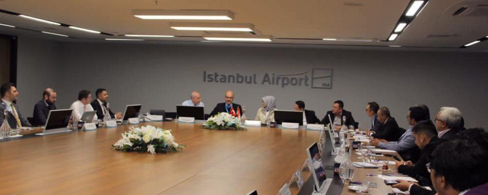 İstanbul Büyük Havalimanı (IGA) ve Batı Cava Eyaleti Görüşmesi