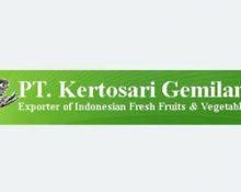 Kertosari Gemilang, PT.