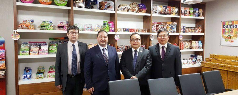 Endonezya Cumhuriyeti İstanbul Başkonsolosluğu  Kauçuk, Ağaç Ürünleri ve Kakao İhracatı Çalışmalarına Devam Ediyor